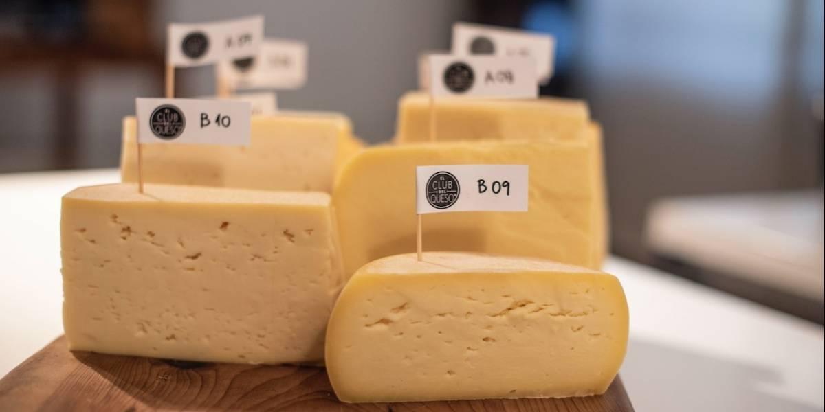 Concurso eligió al mejor queso mantecoso de todo el país