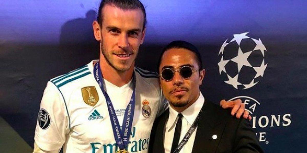 Conoce al Chef que convivió con el Real Madrid en la Champions