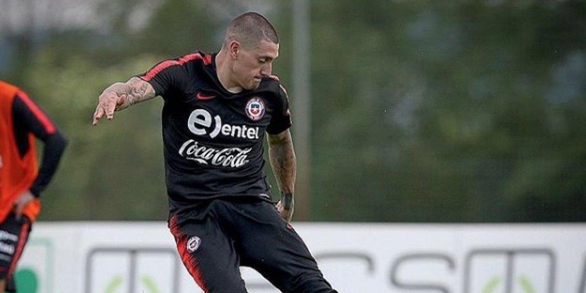 """Nico Castillo recibió la bendición de su ídolo Ibrahimovic: """"Espero que seas mejor que Zlatan"""""""
