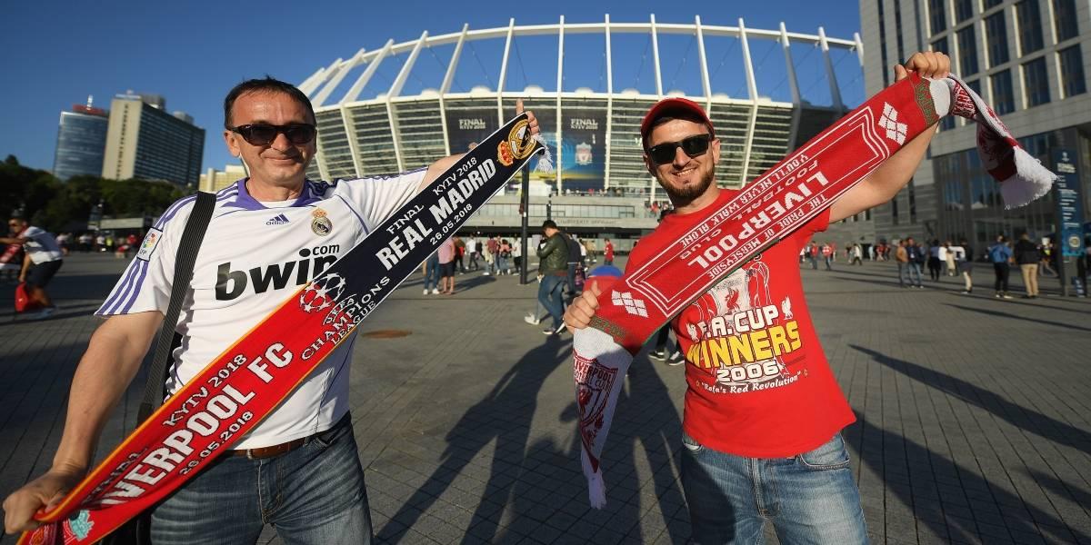 Madrid-Liverpool: Dos grandes de Europa que buscan más gloria