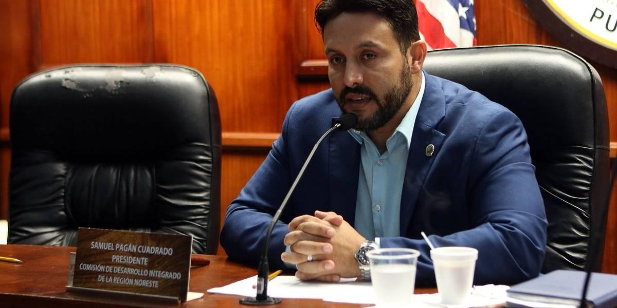 Cámara investigará contratos del representante Samuel Pagán