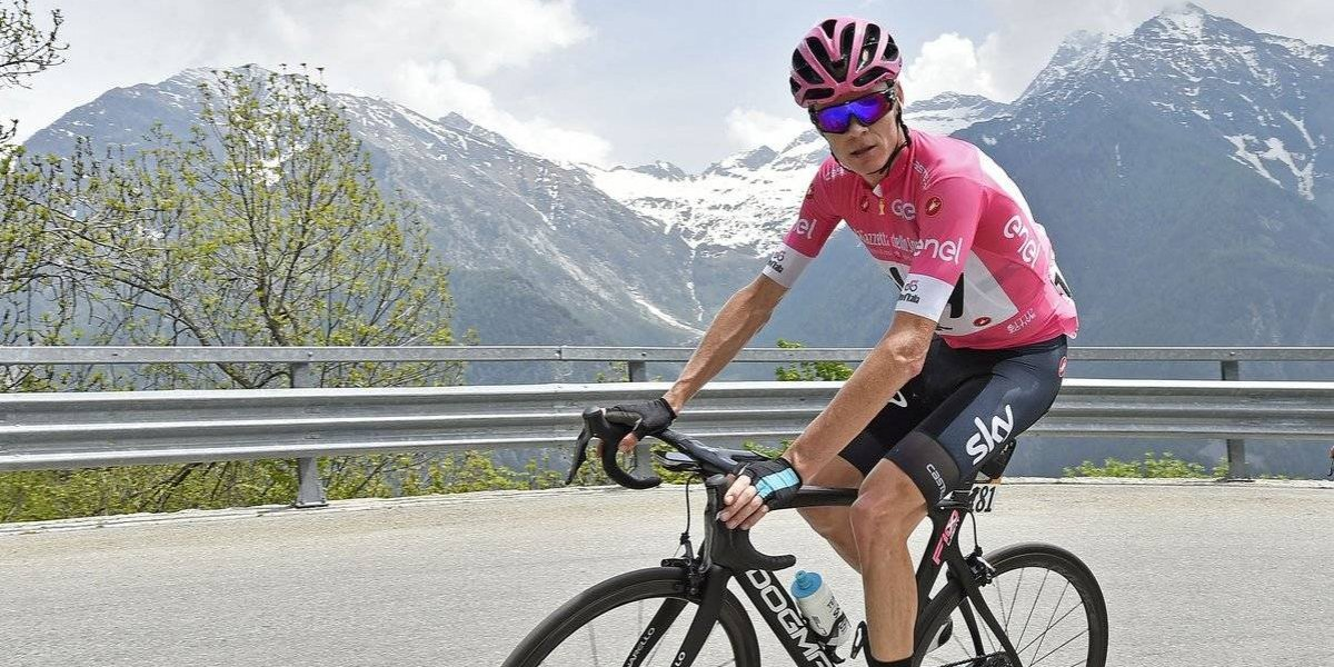 Chris Froome sentencia el Giro y asegura su tercera victoria seguida en una vuelta grande