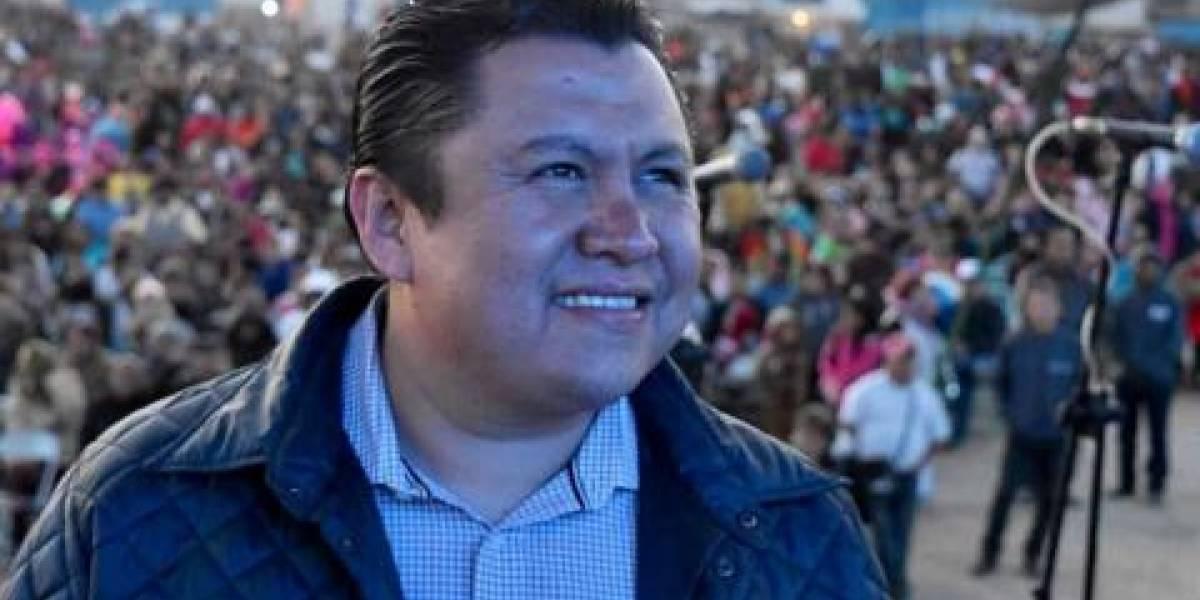 De taquero a candidato a la alcaldía de la capital poblana