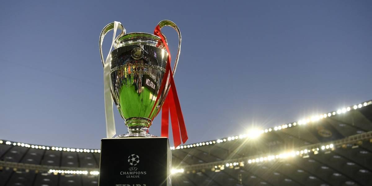 Decimotercera Champions no cabe en sala de trofeos del Real Madrid