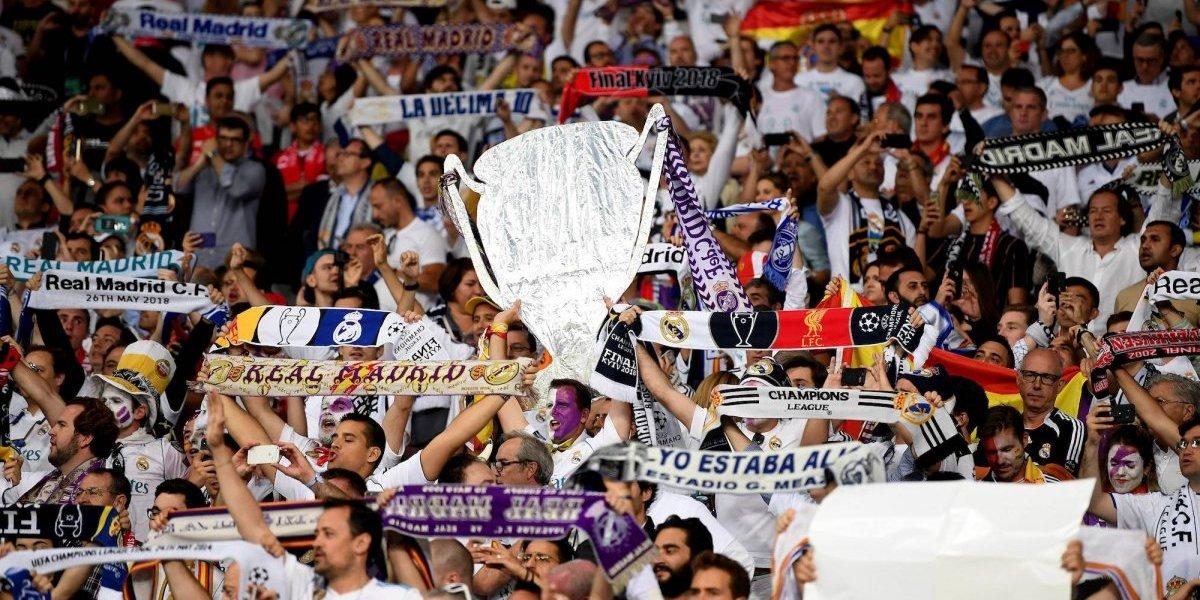 Color de la Final de la Champions League