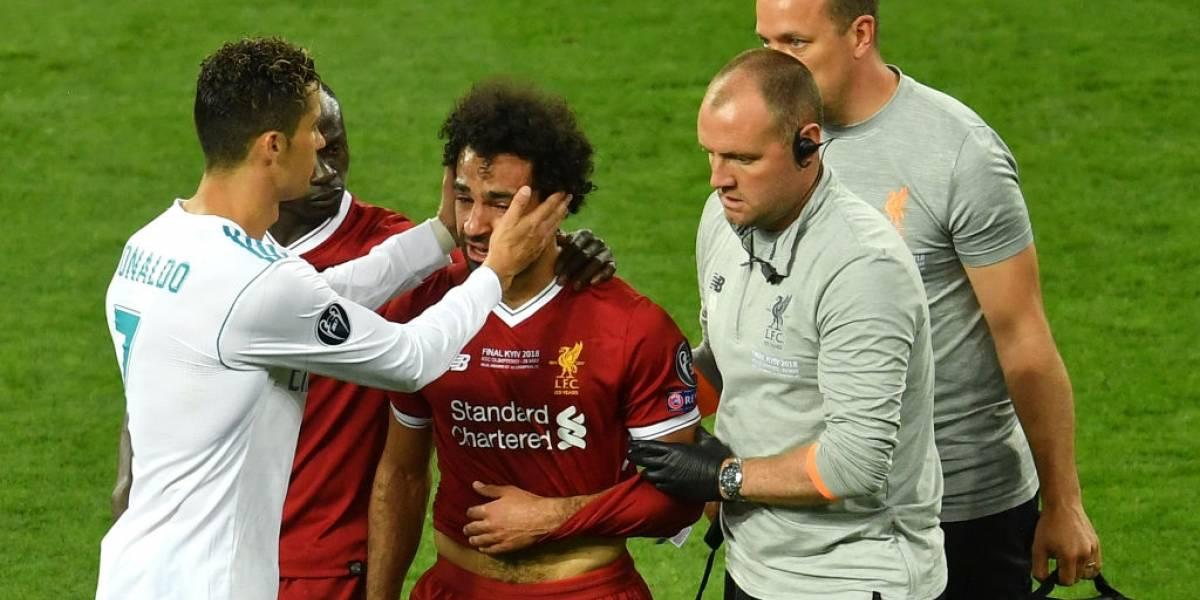 Lágrimas de Faraón: el partido más triste de la carrera de Mohamed Salah