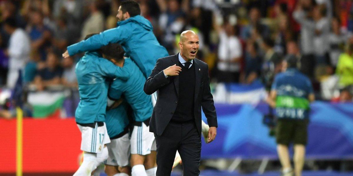 """Zidane golpea la mesa en Real Madrid: """"Cristiano Ronaldo se tiene que quedar sí o sí"""""""