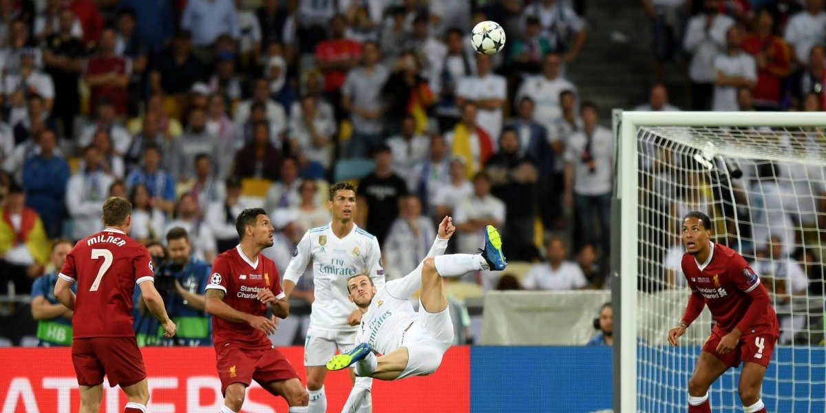 VIDEO: Revive el golazo de Bale en la Final de la Champions