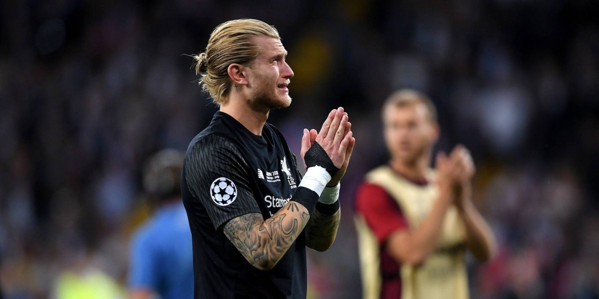 VIDEO: Revive los errores del portero del Liverpool Loris Karius