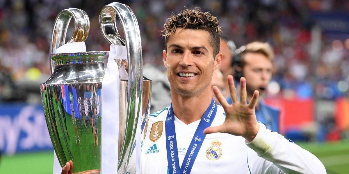 """Cristiano Ronaldo lanza una bomba: """"Fue muy bonito jugar en el Real Madrid"""""""