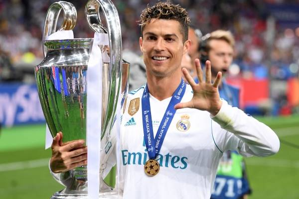 ¿Se irá Cristiano Ronaldo del Real Madrid? - Getty Images