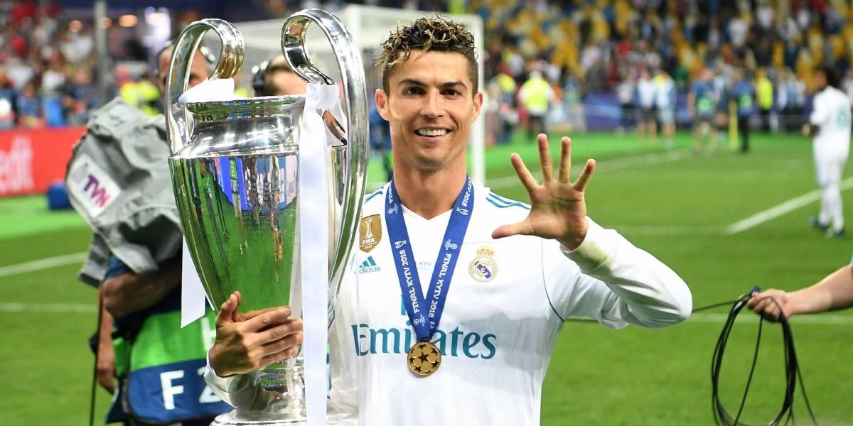 VIDEO: Cristiano Ronaldo pide que le cambien el nombre a la Champions League