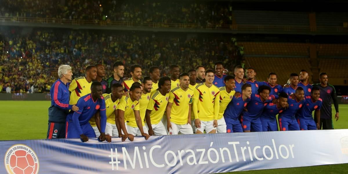 ¿Cuándo y a qué hora juega Colombia contra Egipto en amistoso previo al Mundial Rusia 2018?