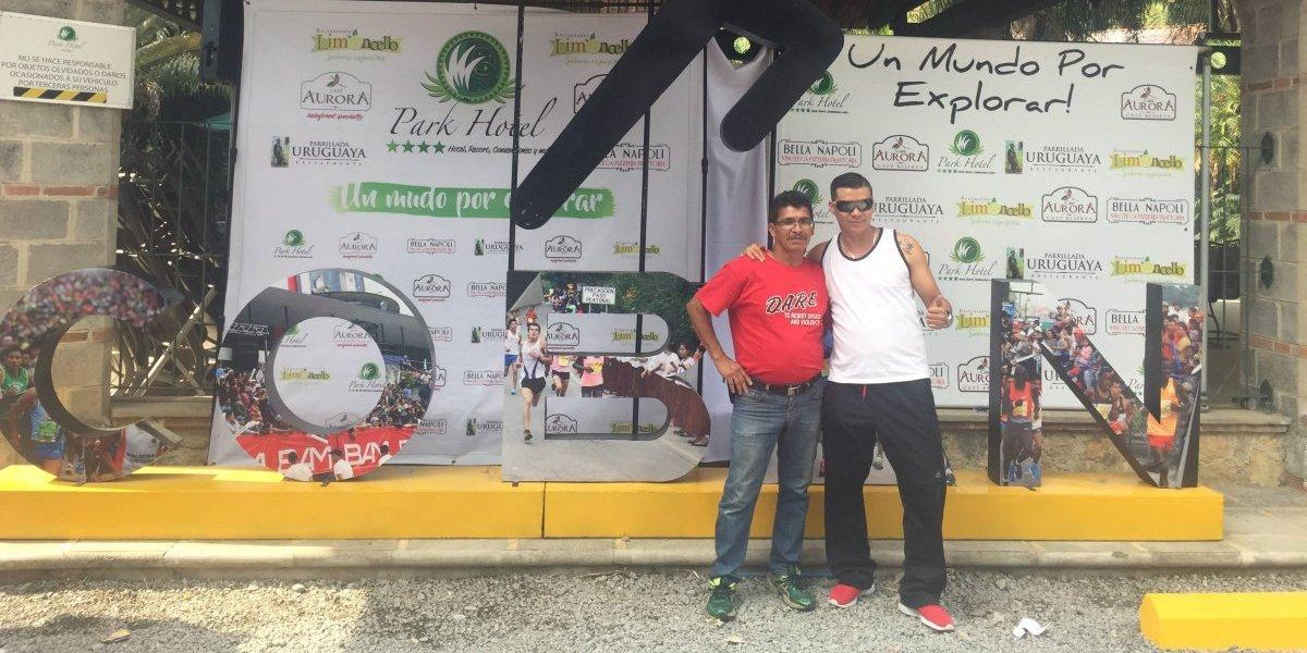 Todo empieza para los runners de Cobán en la Expo Show