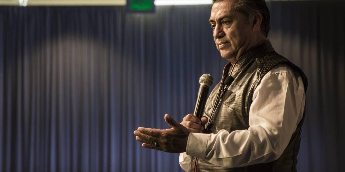 """No creo en las encuestas, dice Jaime Rodríguez """"El Bronco"""""""