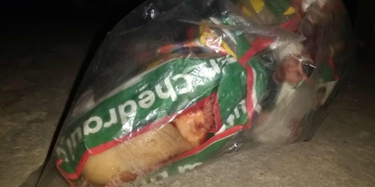 Nuevo caso de feminicidio: es hallado el cuerpo de una mujer en una bolsa