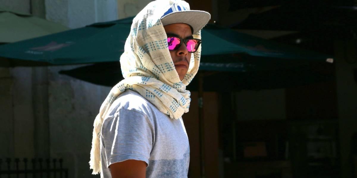 Rayos UV alcanzan niveles extremos en la CDMX
