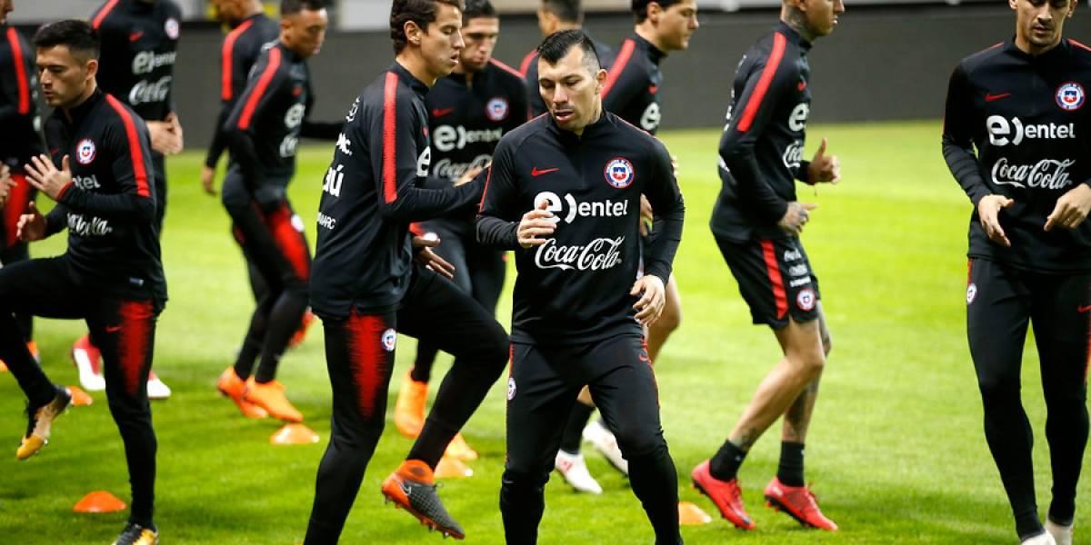 """Gary Medel saca chapa de líder en la Roja: """"Siempre estaré disponible para la Selección"""""""