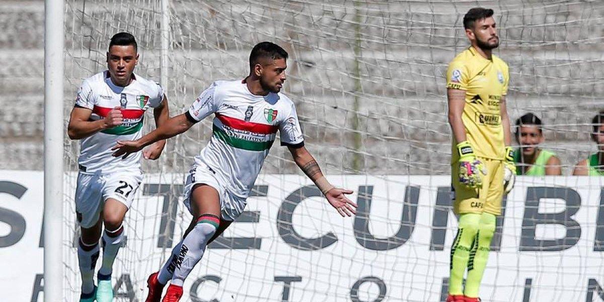Minuto a minuto: Palestino enfrenta a Curicó en el debut de Sebastián Méndez