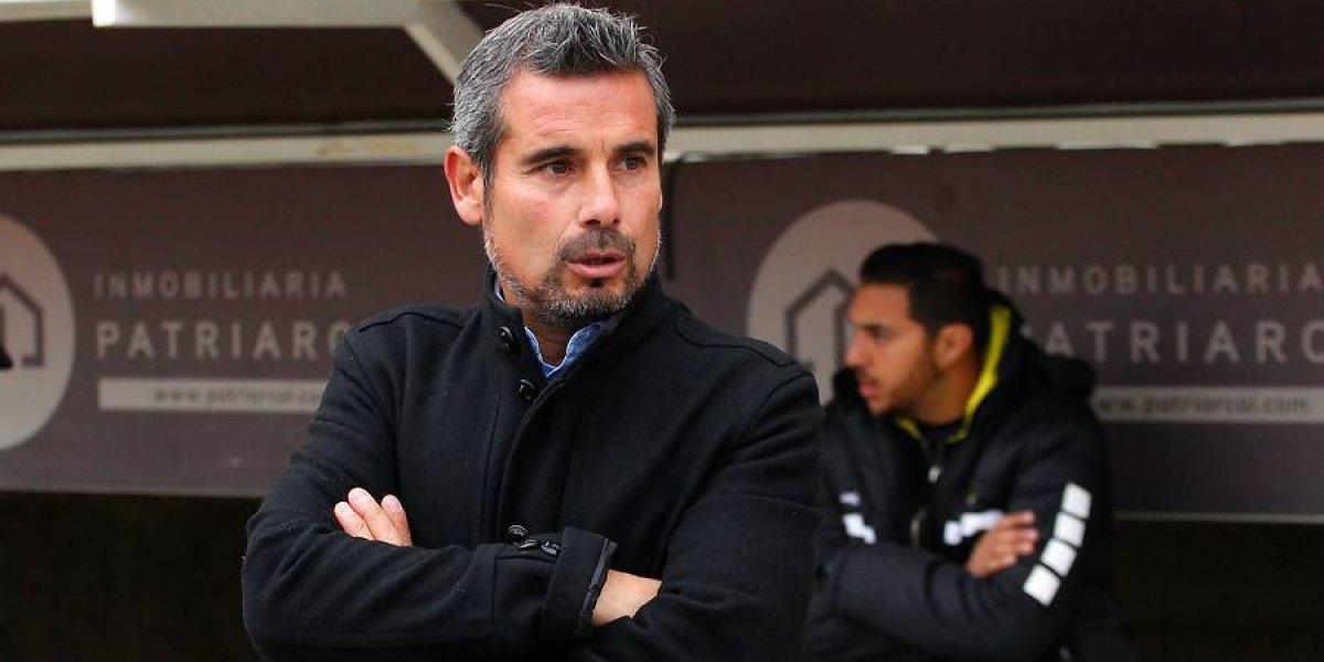 Miguel Ramírez dijo adiós a la banca de San Luis tras dura derrota ante la U. de Concepción