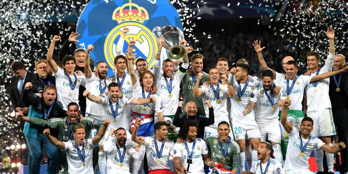 ¡El rey de Europa! Real Madrid conquista su decimotercera 'orejona'