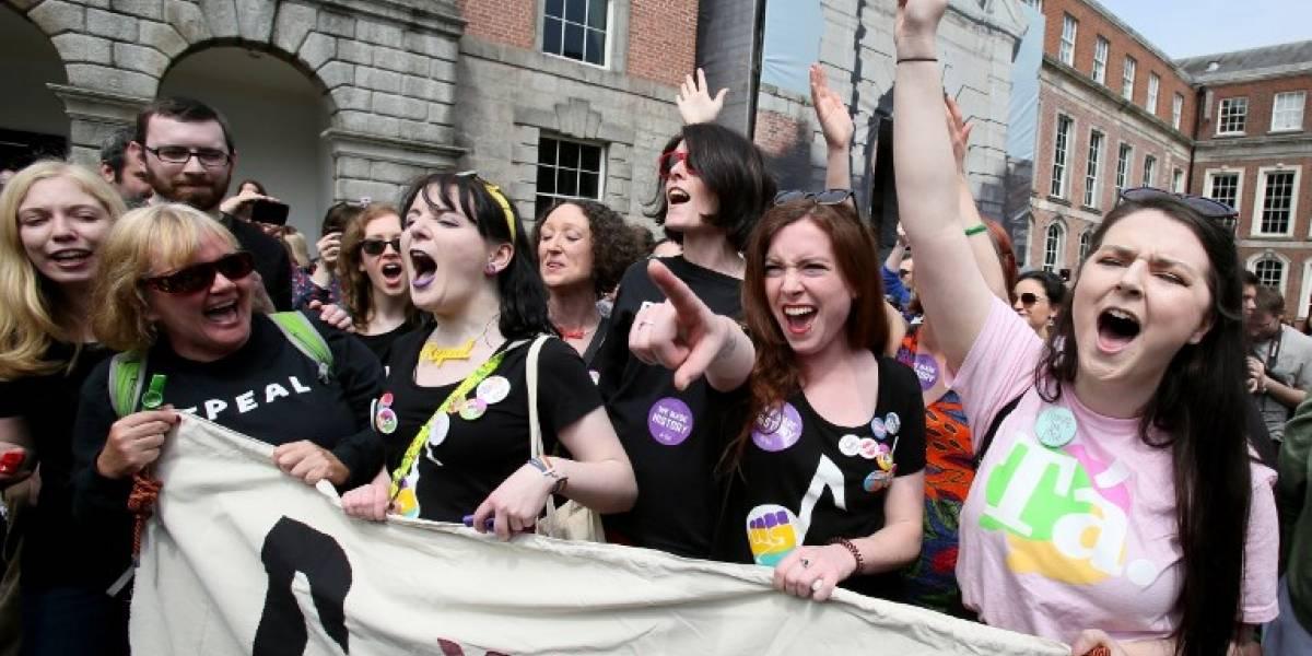 """Irlanda se encamina hacia un """"sí"""" masivo en la legalización del aborto"""