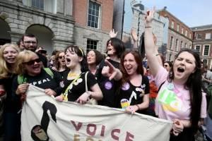 Referéndum sobre el aborto en Irlanda