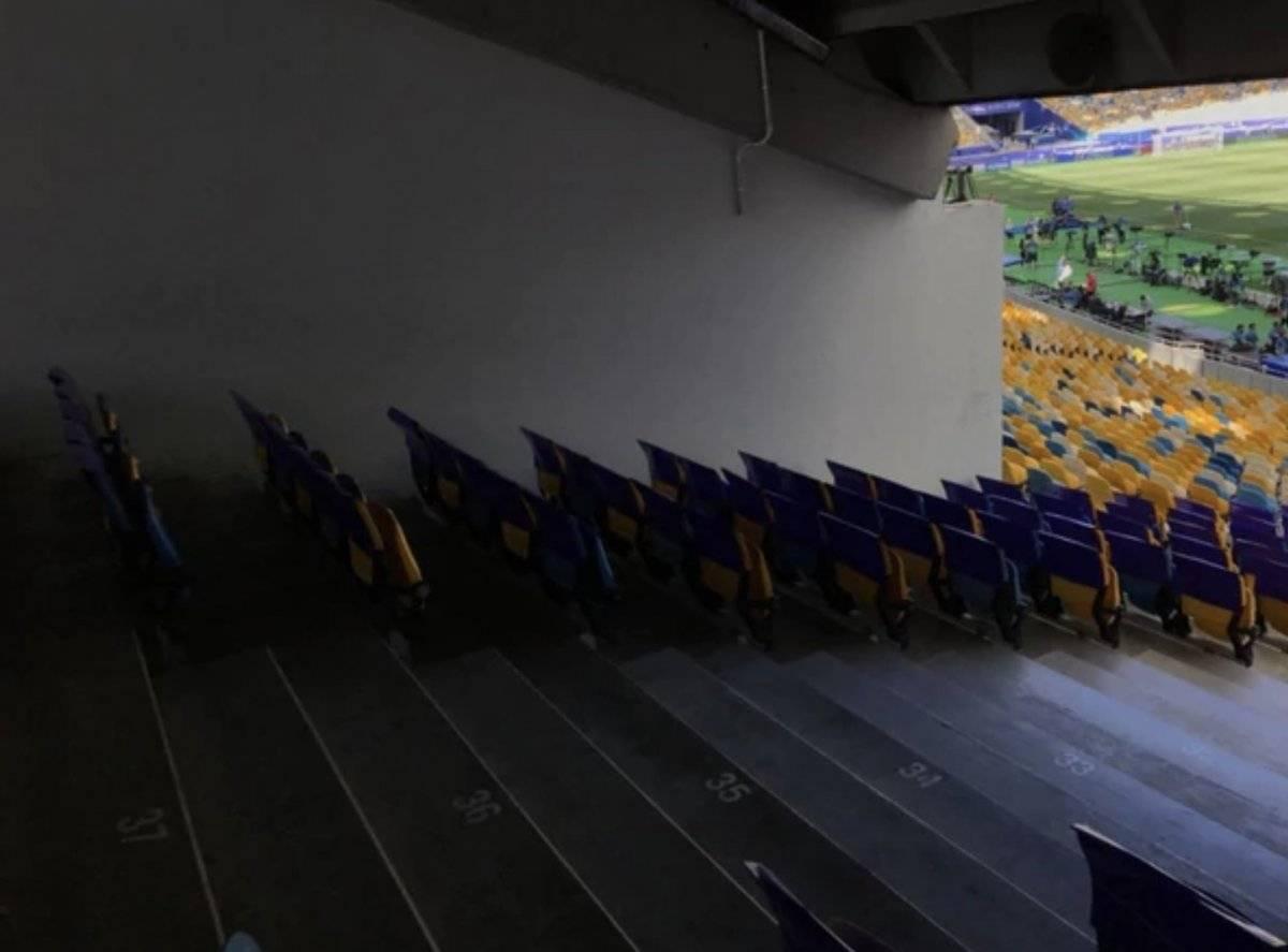 Estadio Olímpico de Kiev Cortesía