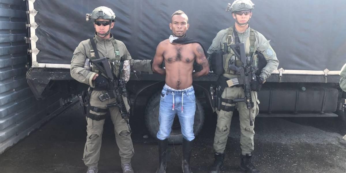 Alias Weiner, responsable del atentado en San Lorenzo, fue capturado