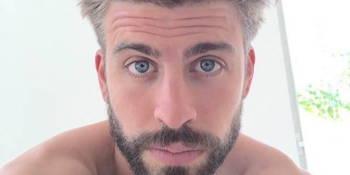 Piqué calla rumores de separación con Shakira con video