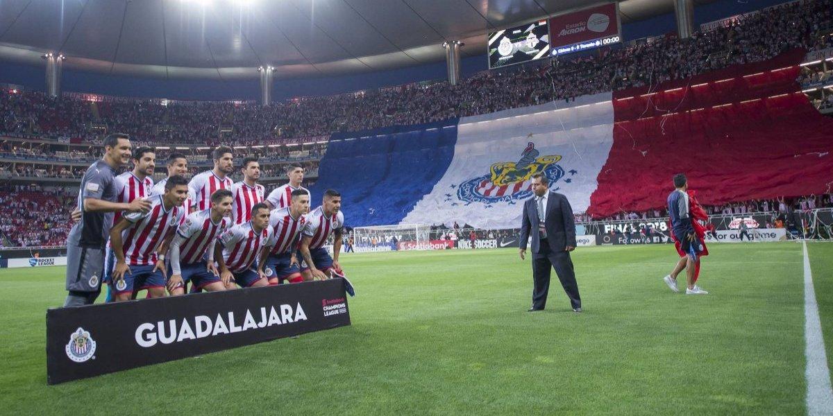 Filtran posible playera de Chivas para el AP18