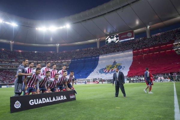 df367c78b Revelan posible playera de Chivas para la siguiente temporada ...