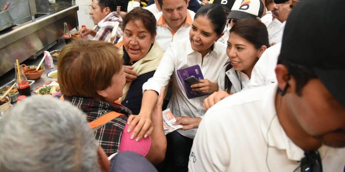 Barrales pide a priistas 'no desperdiciar su voto'