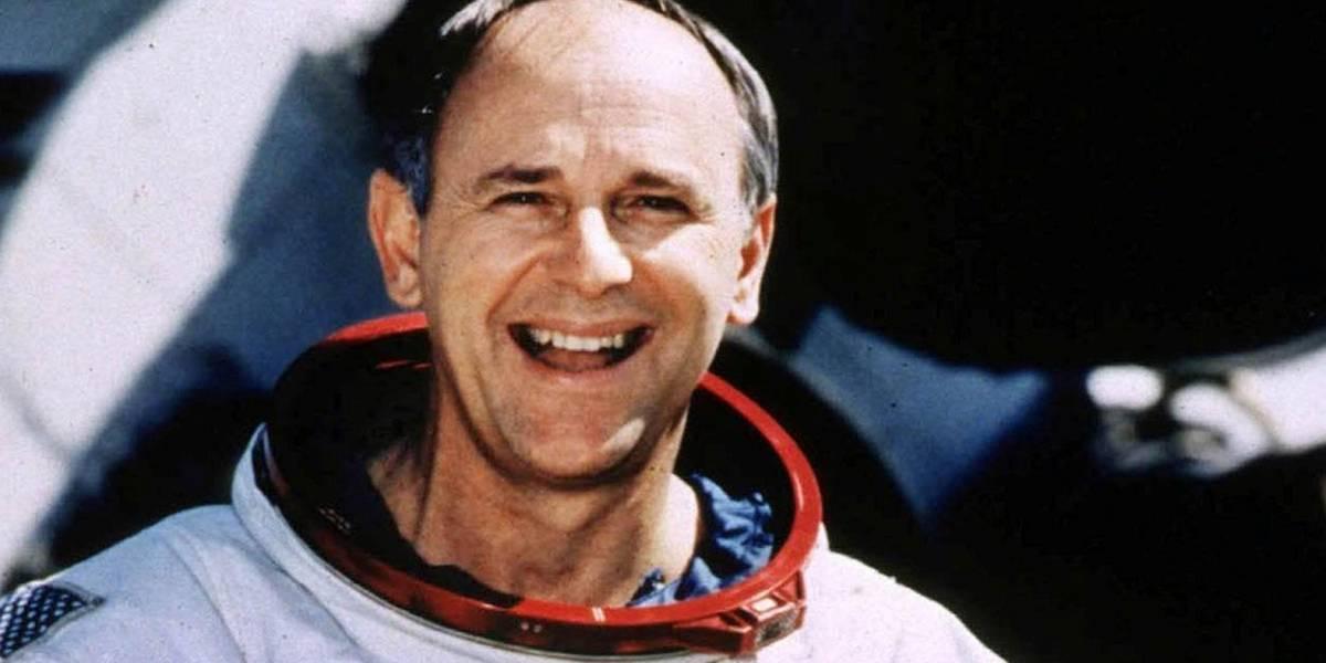 Muere Alan Bean, la cuarta persona que caminó sobre la Luna