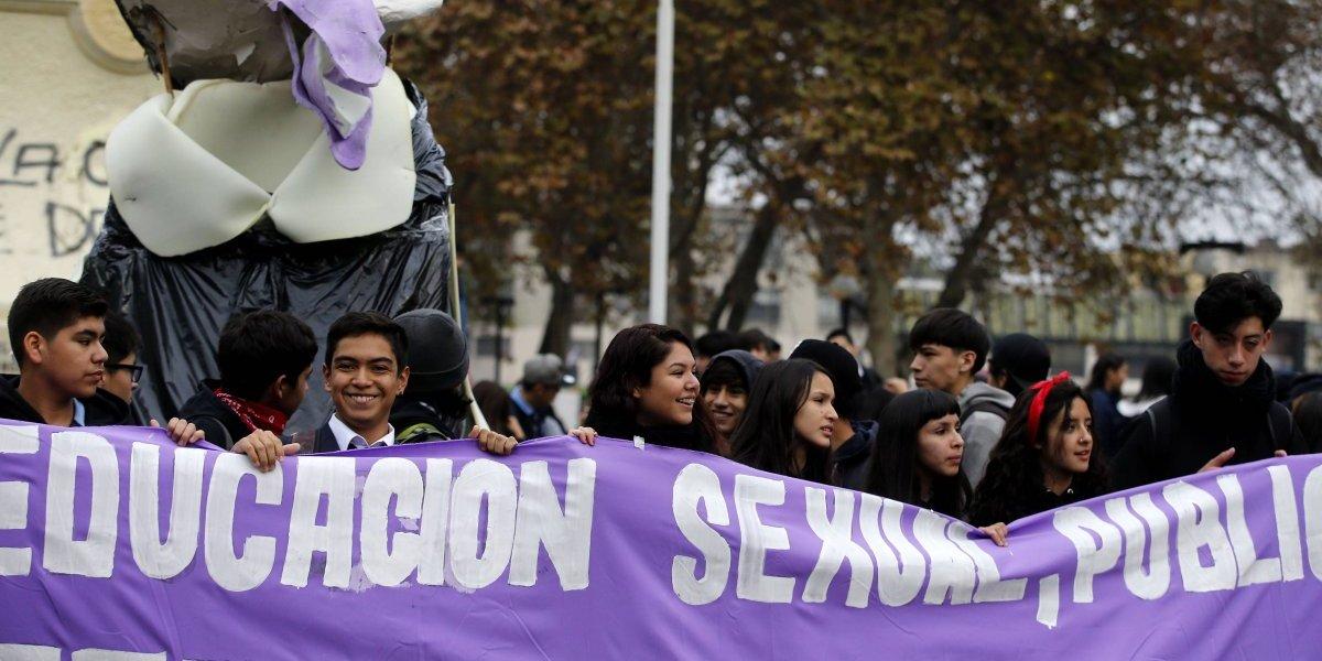 Cones confirma participación en movilización estudiantil feminista del 1 de junio