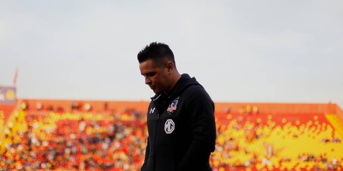 """Héctor Tapia piensa en refuerzos: """"No hay que traer por traer, el que llegue debe ser aporte"""""""