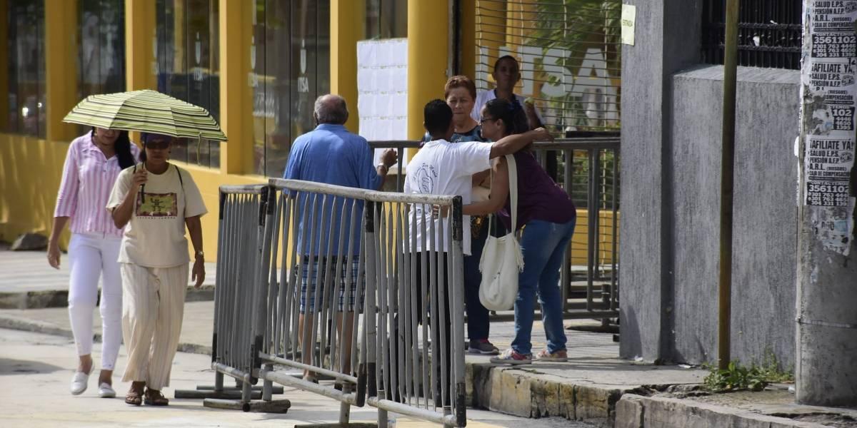 Sin contratiempos: Así se vivieron las presidenciales en Barranquilla