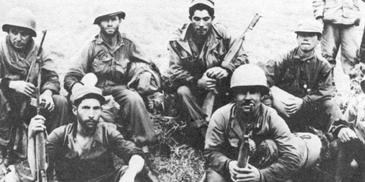 Presentan medida federal para reconocer al Regimiento 65 de Infantería