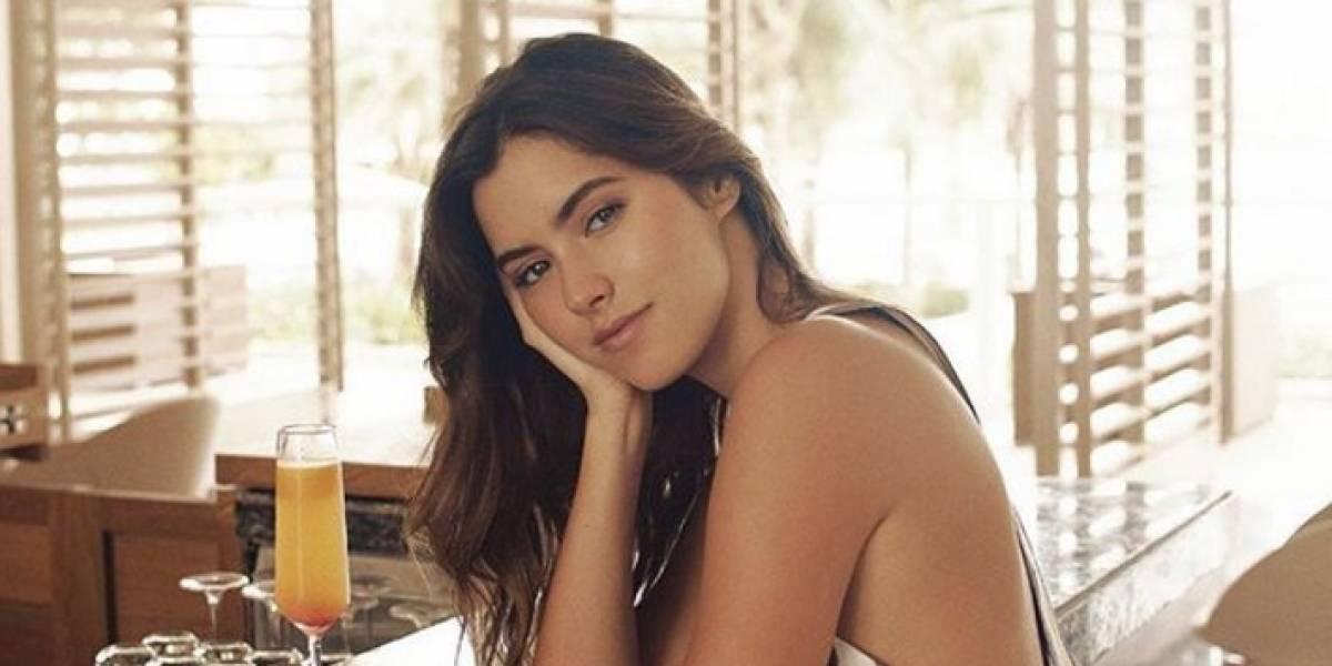 ¿Por qué Paulina Vega bloqueó comentarios de foto de su mamá en bikini?