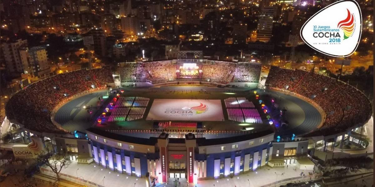 Chile lucha por el podio: El medallero de los Juegos Suramericanos Cochabamba 2018