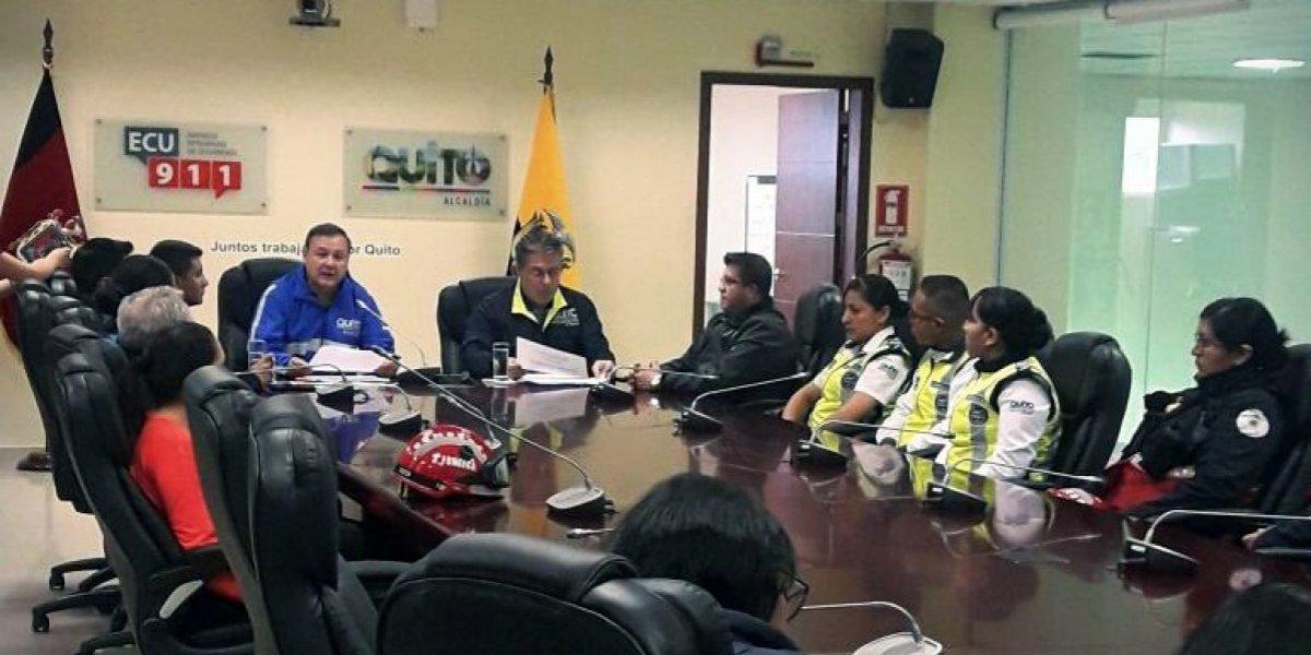 Quito: 25 unidades suspendidas en los terminales terrestres