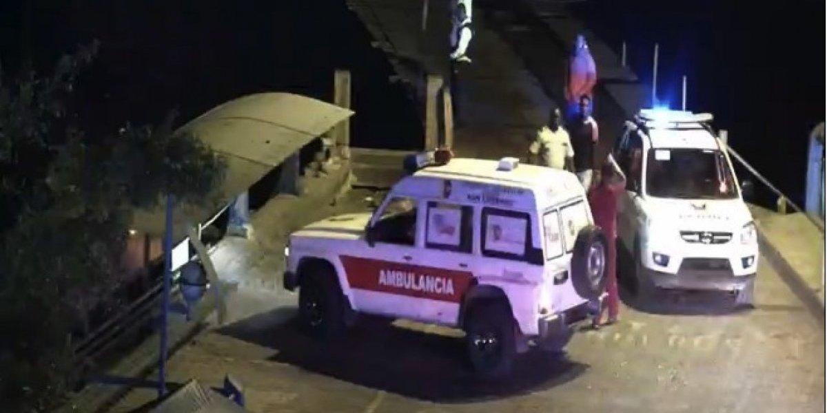 ECU 911 brindó asistencia a mujer durante parto en San Lorenzo