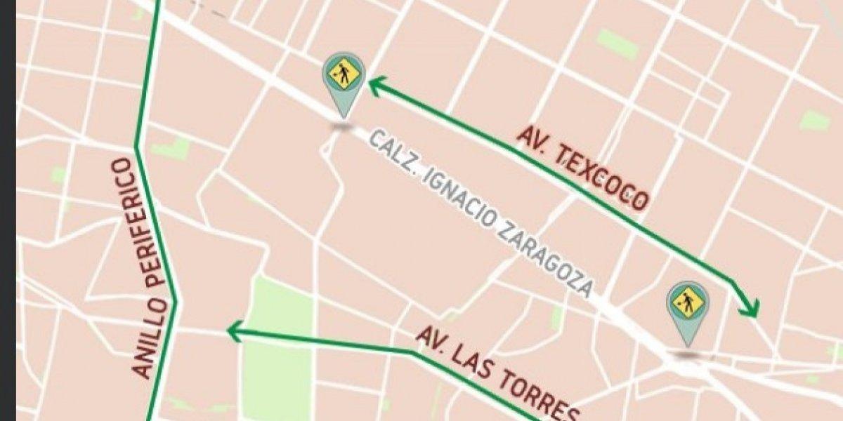 Iniciancierres por repavimentación en Zaragoza; durarán cinco meses