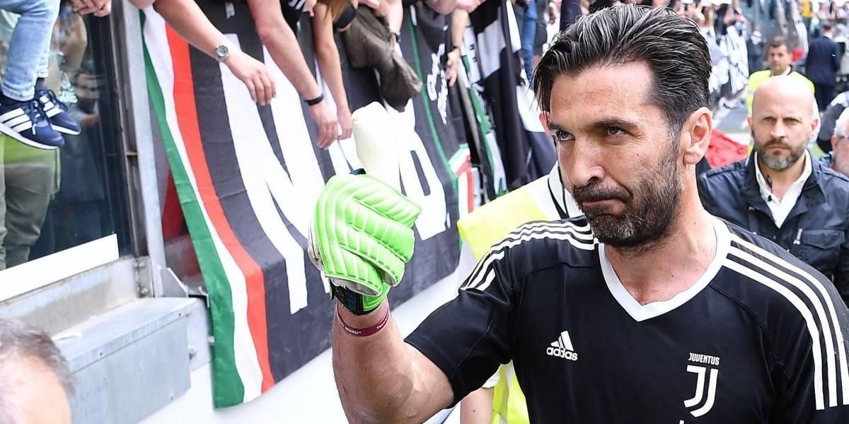 Club al que llegaría Gianluigi Buffon es incierto