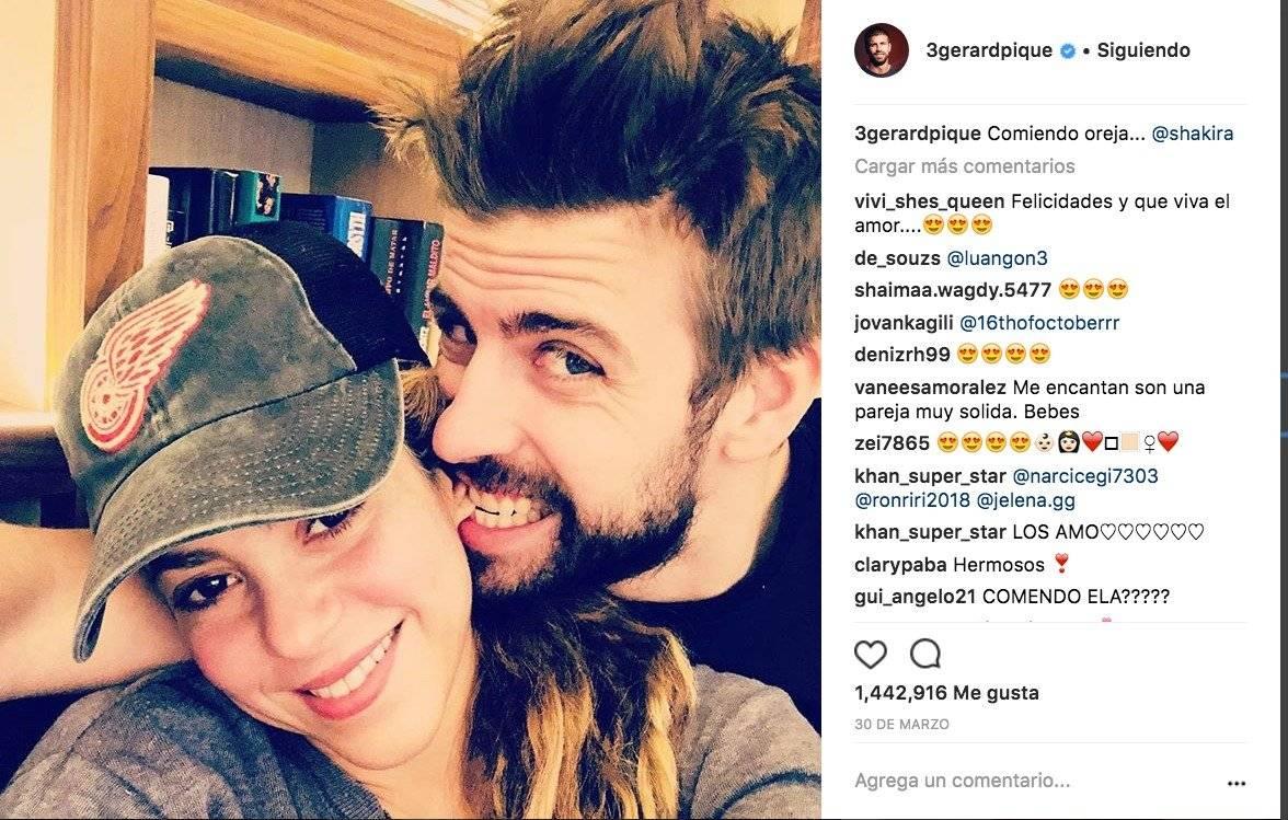 En medio de los rumores de crisis, Shakira publicó este intenso video