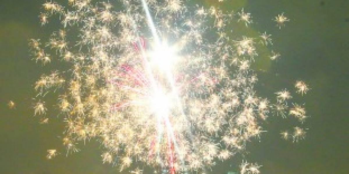 Santo André quer fim dos fogos de artifício