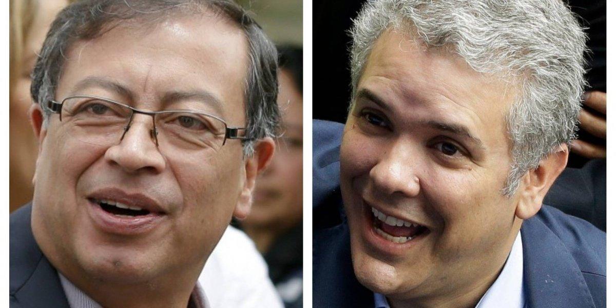 Colombia: Fajardo acepta derrota; Duque y Petro a 2da vuelta