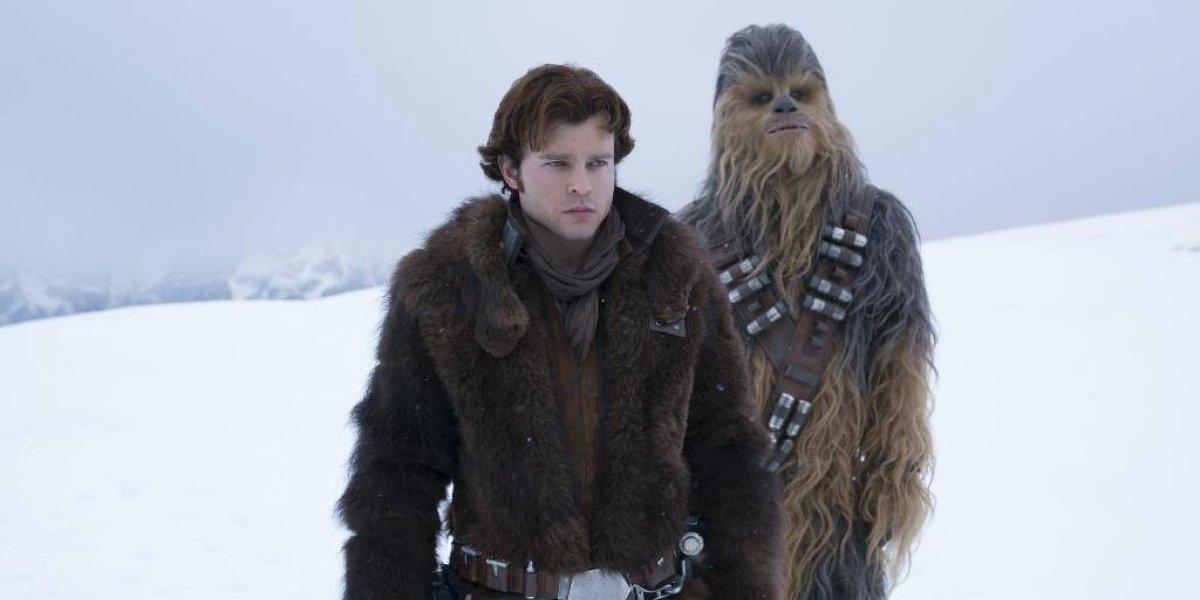 """""""Solo: A Star Wars Story"""" recauda menos de lo esperado"""