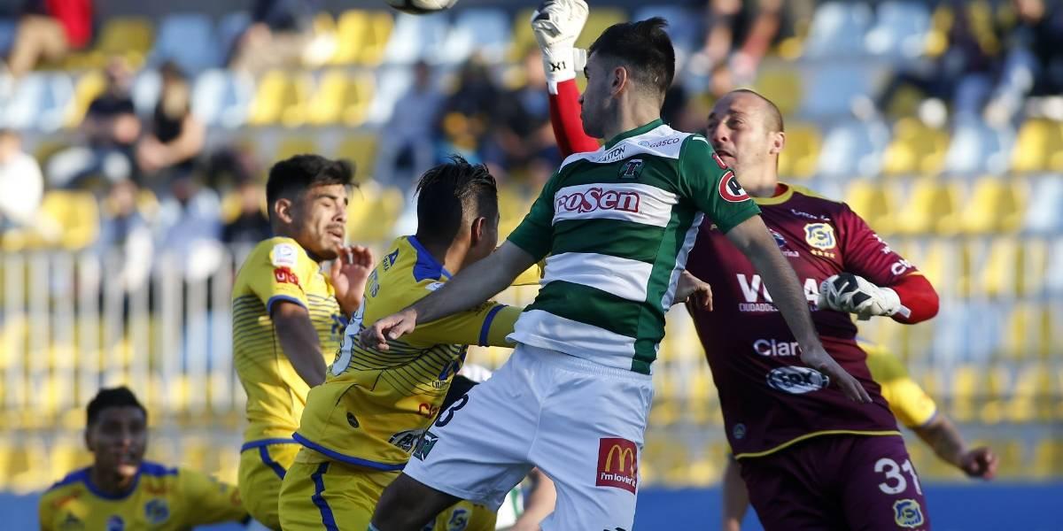 Everton y Temuco no salen del pozo tras firmar un amargo empate en Viña del Mar