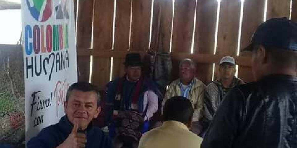 Elecciones Colombia: Asesinan a líder local de campaña presidencial de Gustavo Petro
